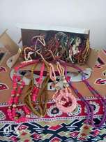 Wholesale on beaded necklaces