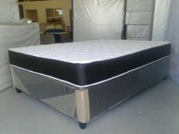 Brand new comfy sleep double beds available