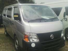 Nissan caravan for sale.