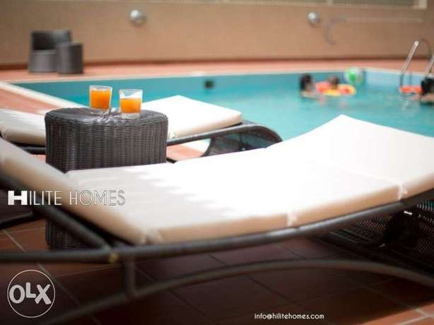 One bedroom Fully Furnished Apartment in Mangaf المنقف -  5