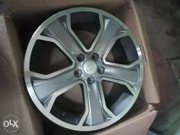 Size 20 for Range Rover n BMW
