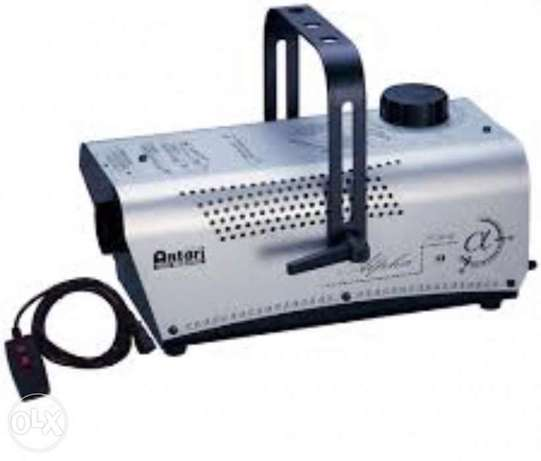 Antari fog machine 700w f80z