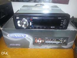 Usb, Bluetooth and CD Kennen car radio for sale.