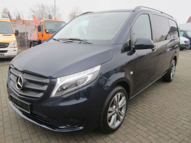 Used Mercedes Benz Vito 119