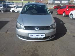vw polo vivo1.4 hb blue line