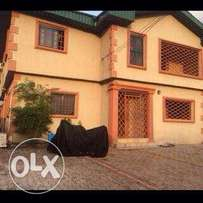 Standard 5bedroom duplex on a 50/100 for sale