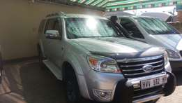2010 Ford Everest Auto