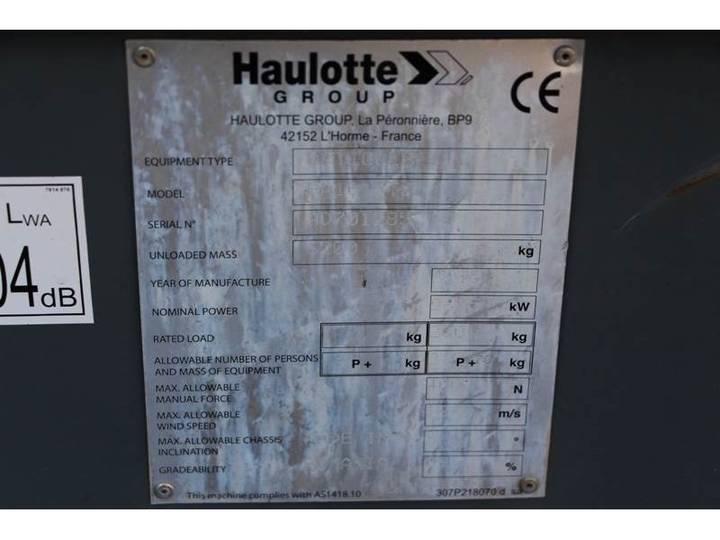 Haulotte HA16RTJ - 2015 - image 5
