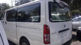 Toyota Hiace very clean diesel auto new tyres