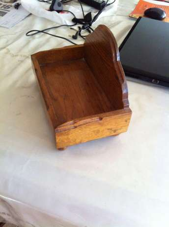Wooden Lamp Stand Sydenham - image 2