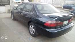 Nigerian neatly used Honda Accord for sale