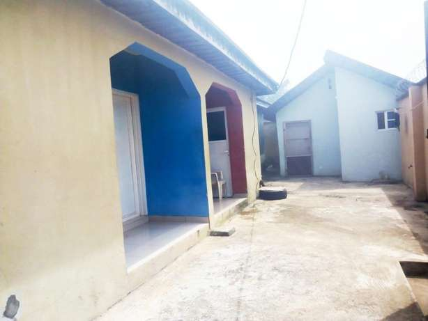 Lovely renovated Mini flat all tile floor fenced gate water at Baruwa Alimosho - image 8