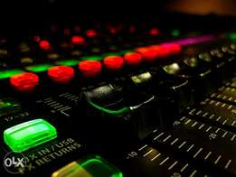 DJ and sound for hire all event's