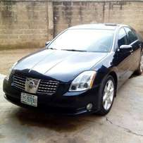 Registered Nissan Maxima