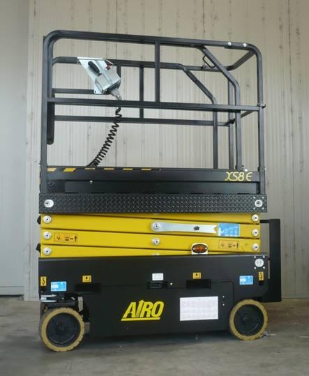 Airo XS8 E - Windex - 2019