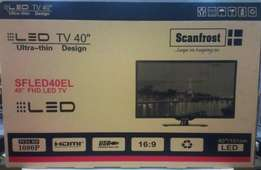 Scanfrost Television(SFLED40EL)