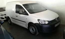 2011 vw caddy 1.6 in a good condition