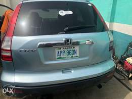 Cheapest neat Nigeria registered Honda CR-V