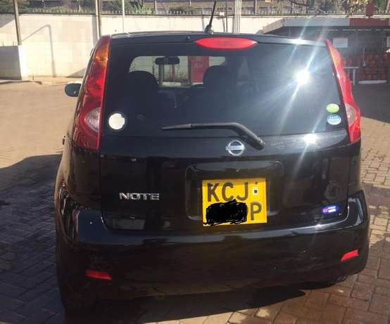Nissan NOTE New arrival - KCJ - Year 2009. Spotless! Hurlingham - image 4
