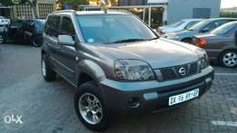 Nissan Xtrail petrol 2.0l extremely good condition