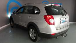 2011 Chevrolet Captiva 3.2LTZ 4x4 Automatic
