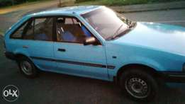 Ford laser 1.5 auto