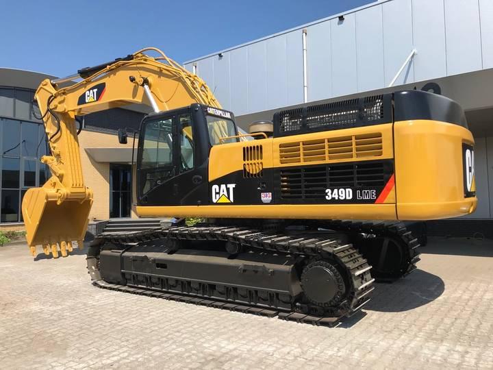 Caterpillar 349DL - 2012