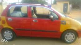 Strong Daewoo Matiz taxi going for cool sale