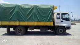 Truck hire and lease
