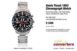 Gents Tissot 1853 Chronograph Watch