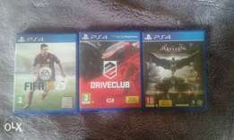 3 games for sale combo