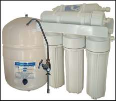 Water filters and reverse osmosis systems (New)