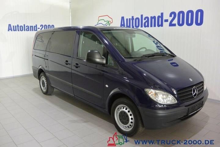 Mercedes-Benz Vito 111 CDI Lang Automatik 8 Sitze Klima 1.Hand - 2007