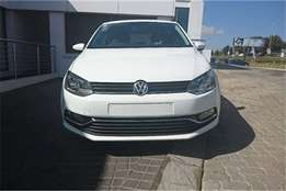 VW Polo 1.2TSI Highline