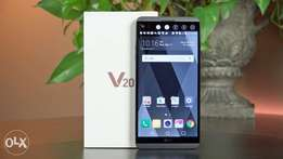 LG V20 brand new sealed original warranted delivery done