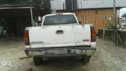Clean regd buy and drive GMC SIERRA2500 TRUCK for sale...