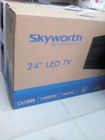 Skyworth 24 inches digital TV amazing TV Tudor - image 1