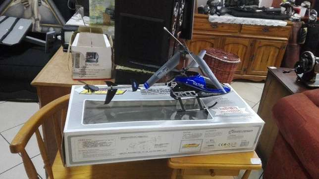 Helicopter remote Control play model Kempton Park - image 1