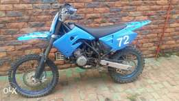 Tm racing 85 cc 2 stroke