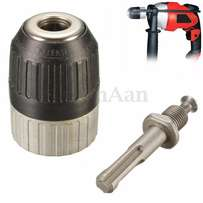 2-13mm Keyless Impact Drill Chucks with SDS Adaptors for Sale!!