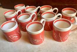 Mothers Day soon! 10 fab small Cappuccino size) Coffee Cups