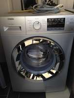 Nearly new 7kg AEG washing machine for sale