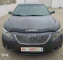 Just arrived Toyota Camry 2009