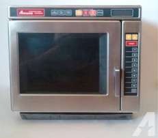 Commercial Microwave Convection Oven.