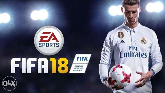 Fifa 18 for All Consoles Nairobi CBD - image 1