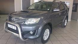 2013 Toyota Fortuner 3.0 D4D A/T