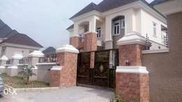 For Sale Newly built 5bedroom terrace duplex with 2rooms bq each