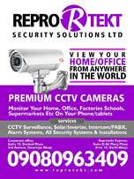 Secure your home and office from the comfort of ur phones & devices