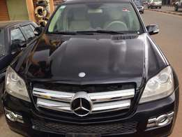 3Months Registered 2008 Mercedes-Benz GL450 Full Options