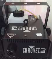 Chauvet Hurricane smoke machine
